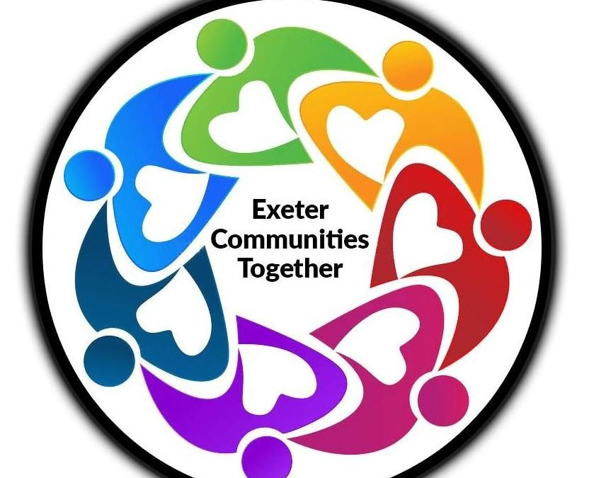 Good news for Exeter Communities Together!